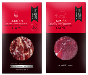 Iberico jamon from Salamanca Gourmet Food from Spain