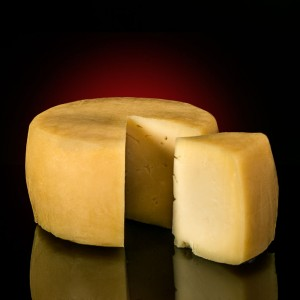 Asturian Cheese with Cinder Gourmet food from Spain Mariscal & Sarroca