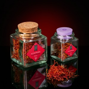 Saffron from Teruel Gourmet food from Spain Mariscal & Sarroca