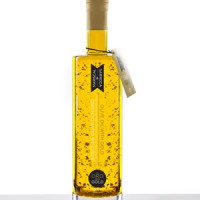 Extra virgin olive oil with gold 0.5l