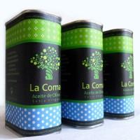 Extra virgin olive oil La Coma Arbequina 0.25l