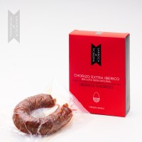 Extra Iberico chorizo ring from Salamanca 180-200g