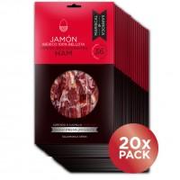 Iberico jamon premium 100gr. x20 10% OFF.