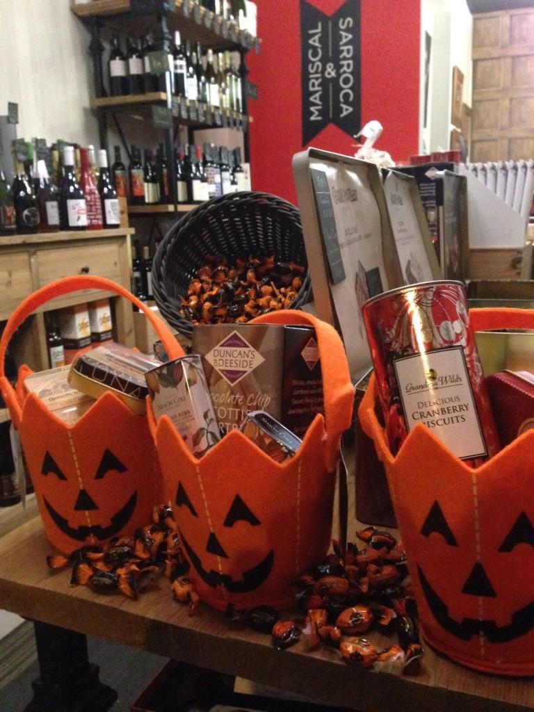 Mariscal & Sarroca Shop Halloween