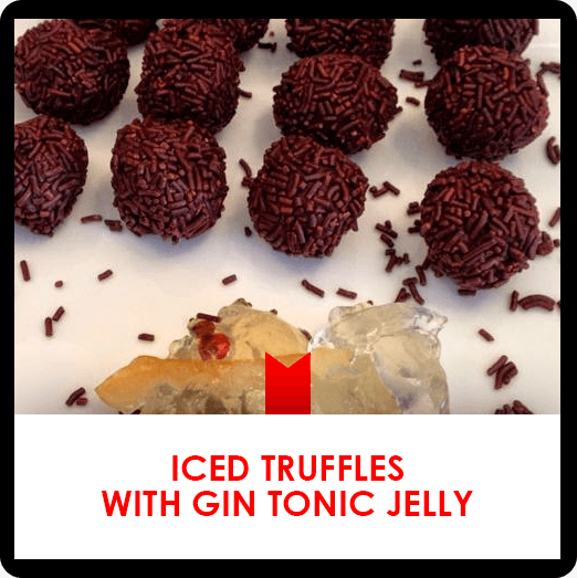 19 january: iced truffles