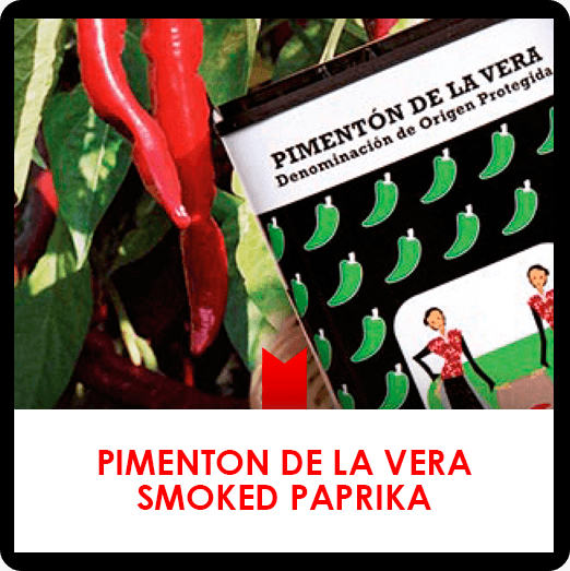 2 march: Pimenton de la Vera smoked paprika