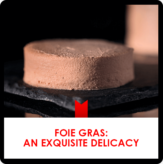 Spanish foie gras, an exquisite delicacy