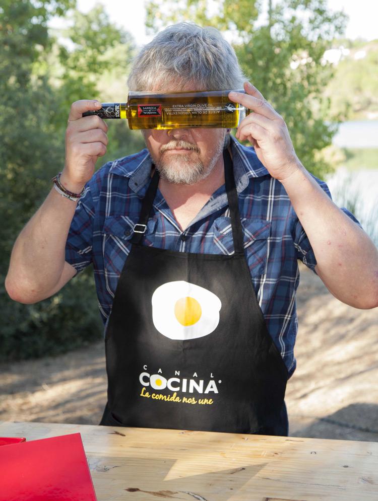 Javier Coronas - Canal Cocina. En Buenas Compañías