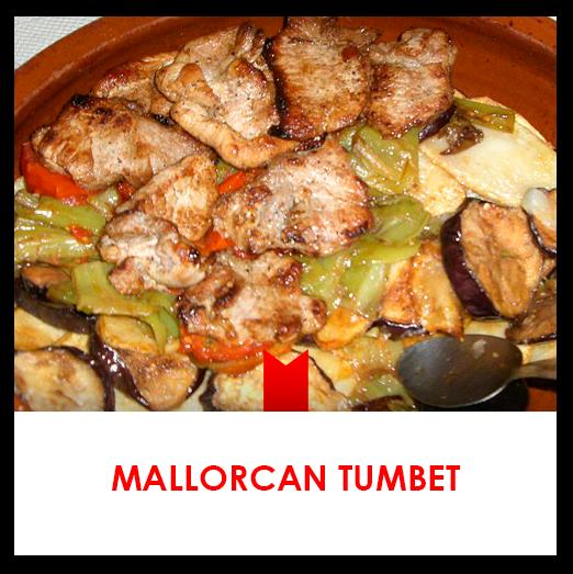 Mallorcan Tumbet Recipe