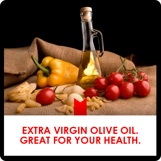 Extra virgil olive oil: healthy