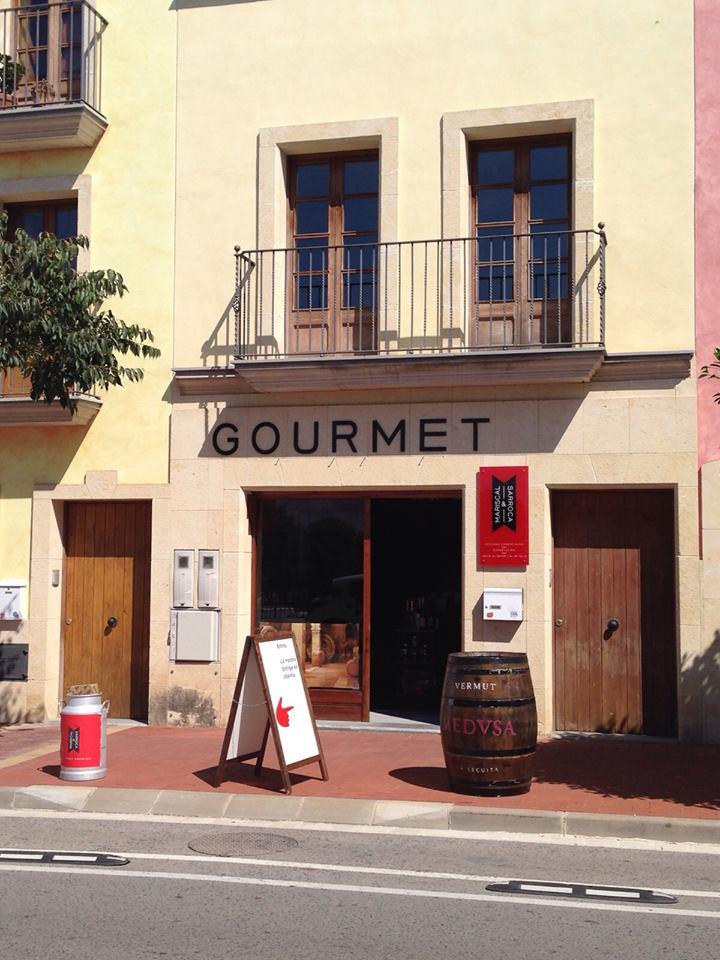 Tienda gourmet Mariscal & Sarroca en Altafulla (Tarragona)