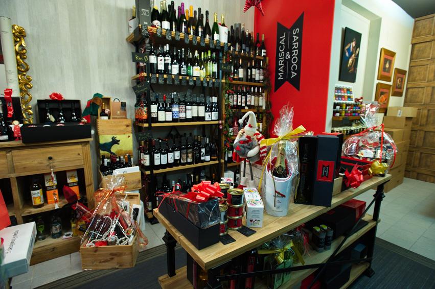 Mariscal & Sarroca Gourmet Shop (Altafulla)