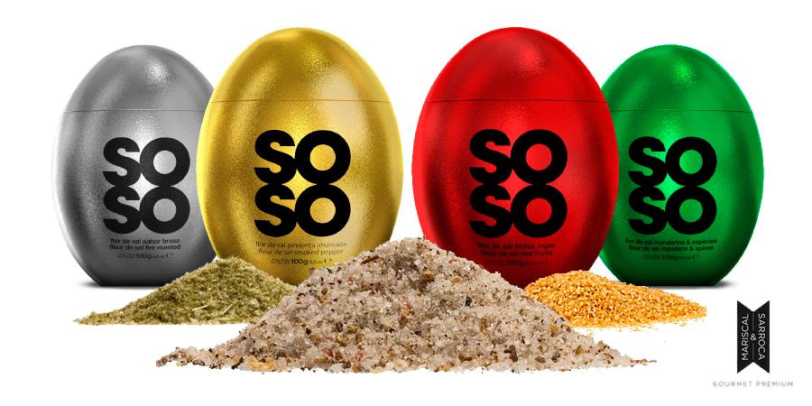 Sal gourmet SOSO Factory