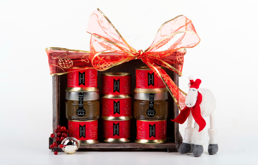 Foie gras as a perfect gourmet gift for Christmas
